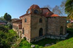Heiliges Sophia in Nicaea Stockbild