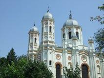 Heiliges Spiridon neue Kathedrale lizenzfreies stockbild