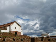 Heiliges Tal der Inkas lizenzfreie stockfotografie
