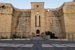 Heiliges Thomas Tower Marsascala Malta lizenzfreie stockfotografie
