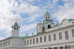 Heiliges Transfigurationskloster in Yaroslavl, Russland Lizenzfreies Stockbild