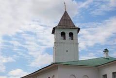 Heiliges Transfigurationskloster in Yaroslavl, Russland Lizenzfreie Stockfotografie