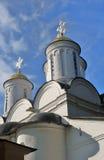 Heiliges Transfigurationskloster in Yaroslavl, Russland Stockbild