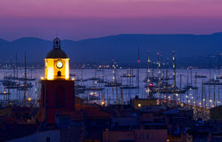 Heiliges Tropez lizenzfreie stockfotografie