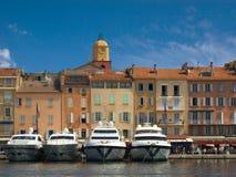 Heiliges Tropez. lizenzfreie stockfotografie