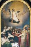 Heiliges Vincent de Paul lizenzfreies stockfoto