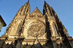 Heiliges Vitus Kathedrale Lizenzfreies Stockbild