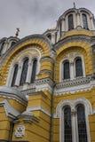 Heiliges Vladimir-Kathedrale in Kiew Lizenzfreie Stockfotos