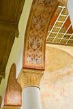 Heiligesgeorge-Kirche, nach innen Lizenzfreies Stockfoto