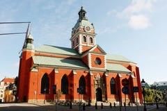 Heiligesjacobs Kirche stockfotografie