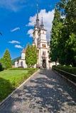 Heiligesnicholas-Kirche, Brasov lizenzfreie stockfotografie