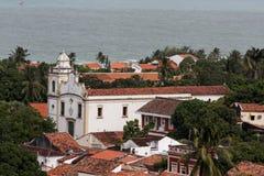 Heiligespeter-Kirche Olinda Stockfotos
