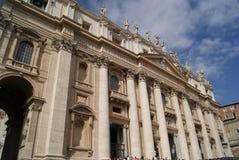 Heiligespeters Basilika Stockbild