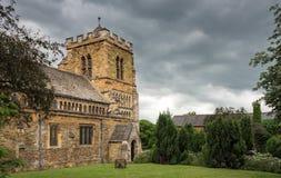 Heiligespeters Kirche Stockfoto