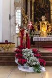 Heiliggeistkirche στο Μόναχο, Γερμανία, 2015 Στοκ Φωτογραφίες