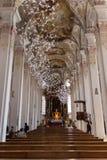 Heiliggeistkirche em Munich, Alemanha, 2015 fotos de stock