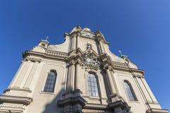 Heiliggeistkirche em Munich, Alemanha, 2015 Imagem de Stock