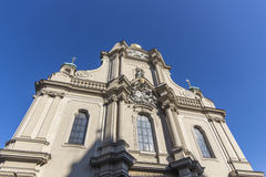 Heiliggeistkirche in Munich, Germany, 2015 Stock Image