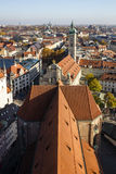 Heiliggeistkirche in Munich, Germany, 2015 Royalty Free Stock Images