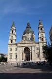 Heiligstephan-Kirche lizenzfreie stockfotos