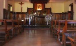 Heiligtümer Maria Chapel Stockbild