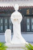 HEILONGJIANG, CHINE - 15 juillet 2015 : Parc de Heilongjiang La ville de Heihe est un passage des frontières important entre la C Images libres de droits