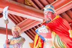 HEILONGJIANG CHINY, Jul, - 23 2015: Xinglong świątynia sławny Jego Fotografia Royalty Free