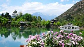 Heilongtan lake Royalty Free Stock Image