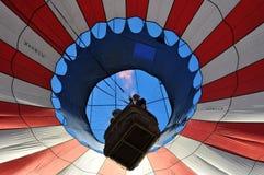 Heißluft-Ballon Stockbilder
