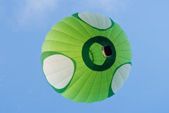 Heißluftballon Stockfoto