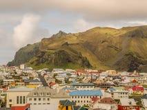 Heimaey IJsland Royalty-vrije Stock Foto