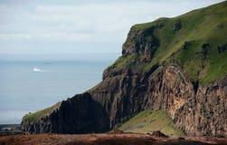 Heimaey Insel, Island lizenzfreie stockfotografie
