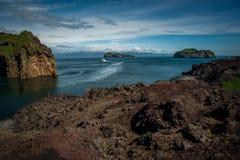 Heimaey-Insel, Island Stockfoto