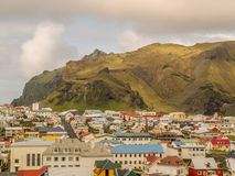 Heimaey Islândia foto de stock royalty free