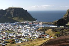 Heimaey, Westman Islands Stock Photo