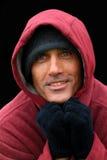 Heimatloser Mann Lizenzfreies Stockbild