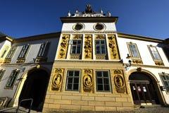 Heimatmuseum em Melk, Wachau, ?ustria fotografia de stock