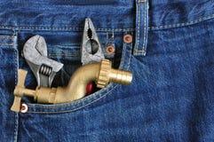 Heimwerker Stockfoto