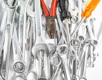 Heimwerker Tools II Lizenzfreie Stockfotografie