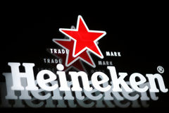 Heineken beer Stock Photos