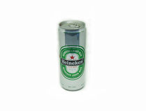 Heineken Beer Royalty Free Stock Photo