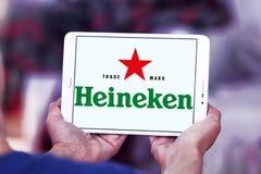 Heineken beer logo Royalty Free Stock Images