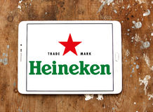 Heineken beer logo Royalty Free Stock Image
