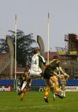 Heineken Cup rugby match USAP vs London Irish Royalty Free Stock Image