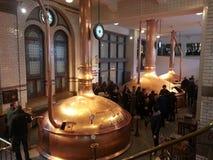 Heineken doświadczenie zdjęcia stock