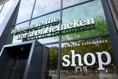 Heineken Experience Royalty Free Stock Photos