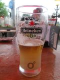 Heineken extremamente frio foto de stock royalty free