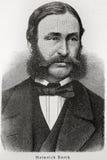 Heinrich Barth Foto de archivo libre de regalías