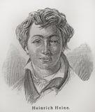 Heinrich Heine Royalty Free Stock Image