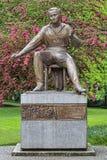 Heinrich Heine Monument in Bremen, Germany Royalty Free Stock Image
